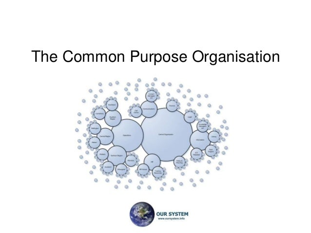 The Common Purpose Organisation