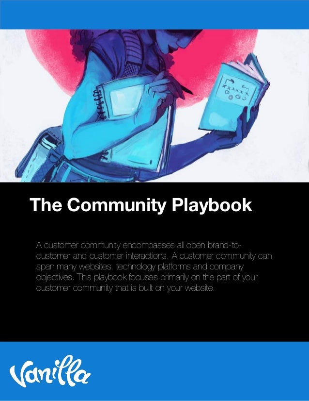 A customer community encompasses all open brand-to- customer and customer interactions. A customer community can span ma...