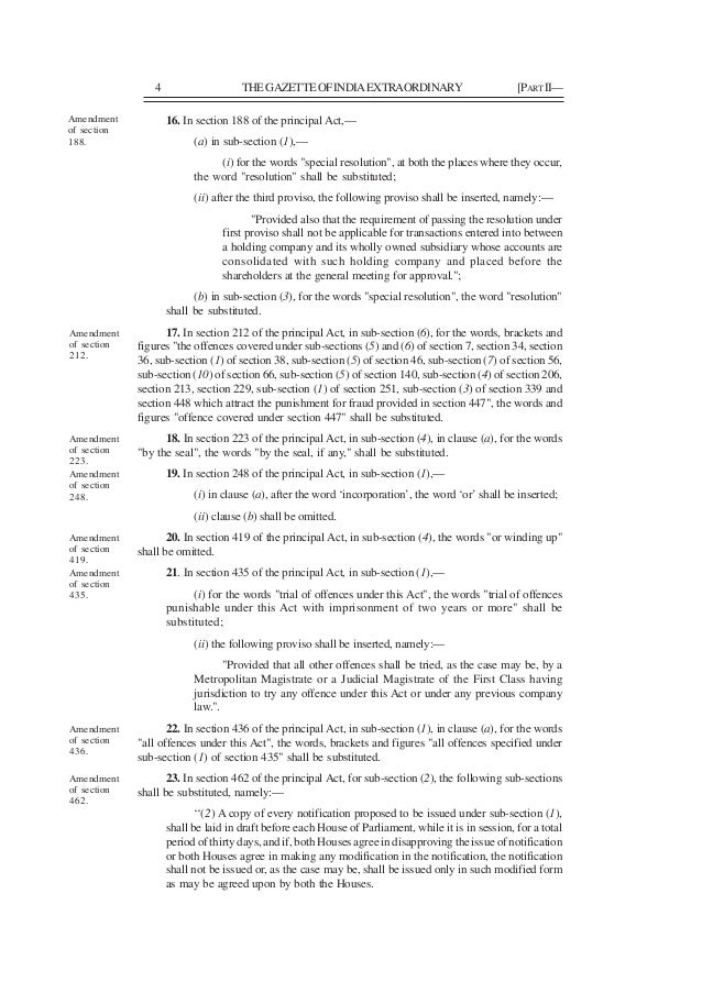companies amendment act 2015 Companies (amendment) act 2017 an act to amend the companies act (chapter 50 of the 2006 revised edition) and to make consequential and related amendments to.