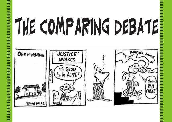 The Comparing Debate