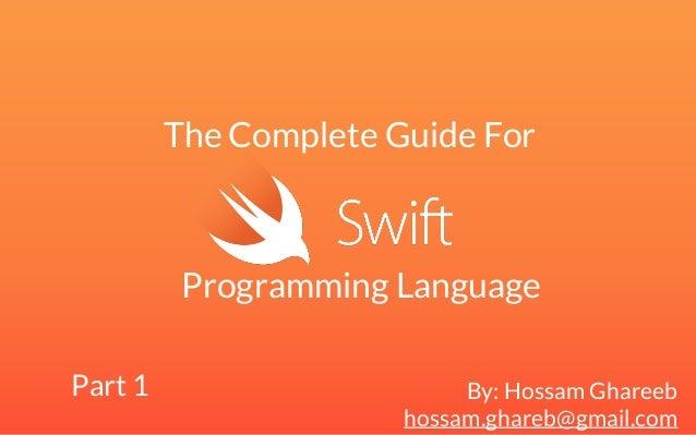 Swift (programmazione Apple): guida in italiano | HTML.it
