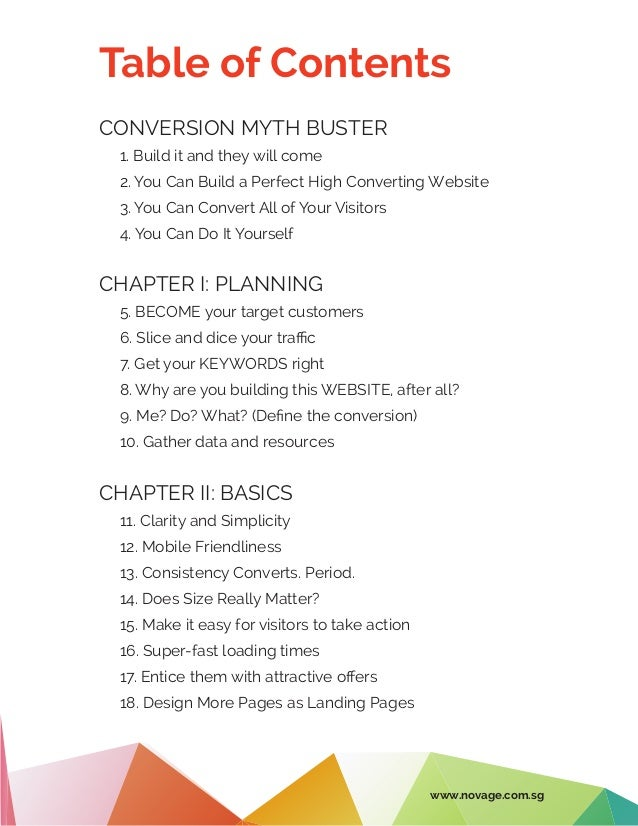 The complete guide to a high converting website Slide 2