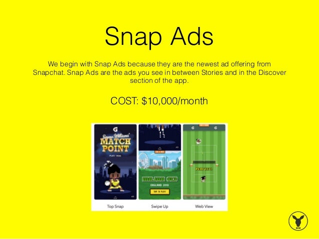 advertise on snapchat stories