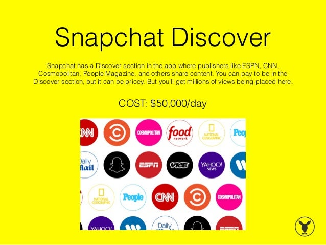 Snapchat Advertising Costs - The Complete Guide to Ad Offerings, Camp…