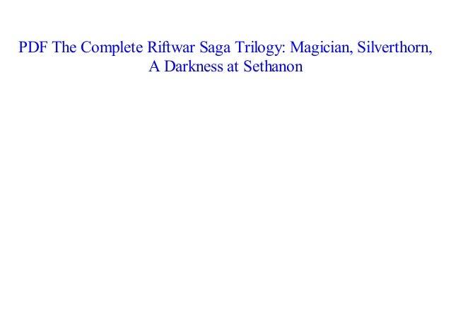 a darkness at sethanon epub