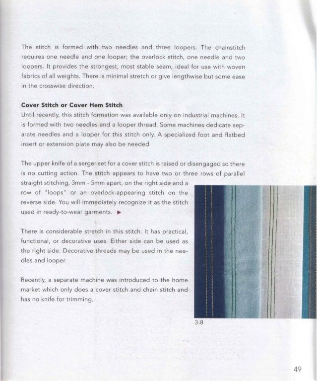 The complete serger handbook 49 50 fandeluxe Gallery