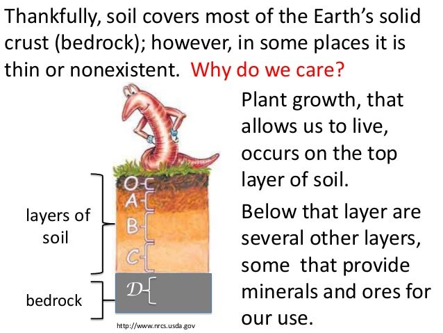 Soil science for teachers massive the real dirt on soil for 5 facts about soil