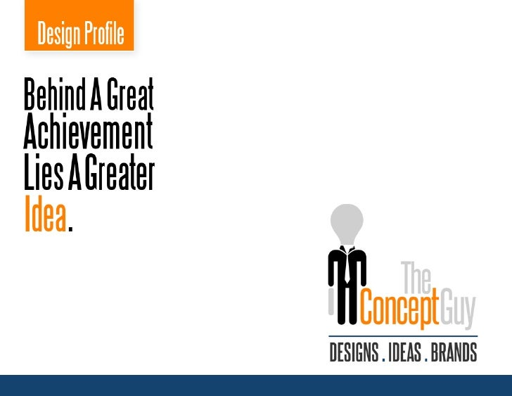 The Concept Guy Design Studio