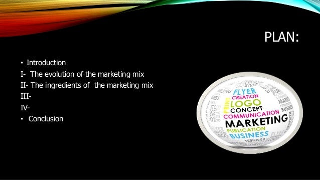 the concept of marketing mix Marketing mix: productborder lights marketing concept supply for a product is greater than demand, creating intense competition among suppliers.
