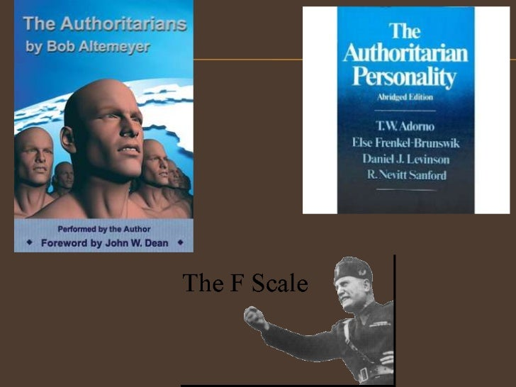 The concept of the authoritarian personality !!!!<br />Student: Euridiki Damoulianou<br />Instructor: Tina Stathopoulou<br...