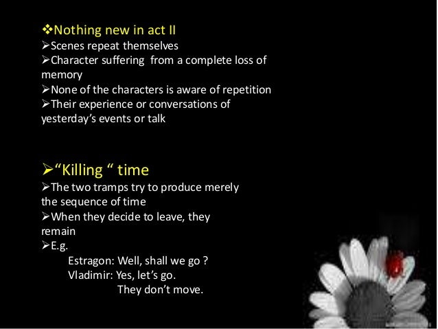 The concept of 'time' - (Modern literature) Slide 3