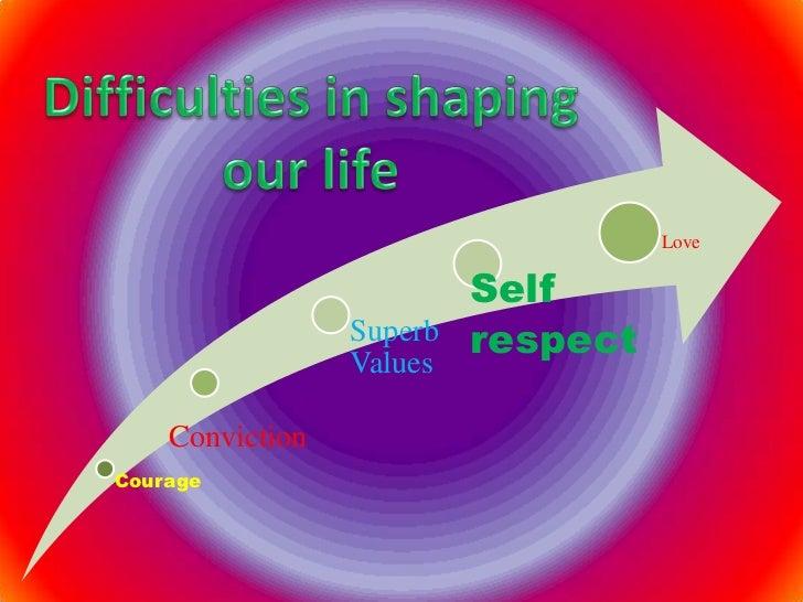 Love                          Self                 Superb                 Values                          respect    Convi...