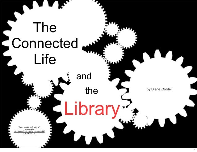 TheConnected   Life                                          and                                           the     by Dian...