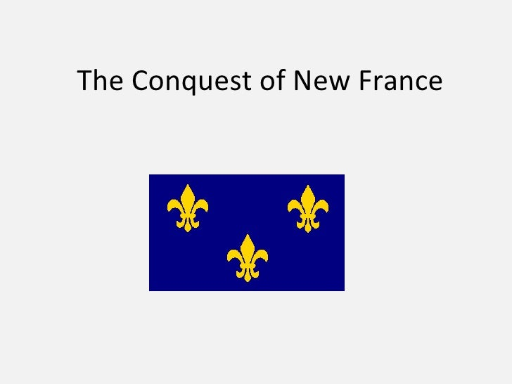 New France Symbols
