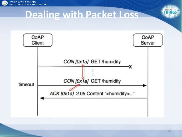 Dealing with Packet Loss 20