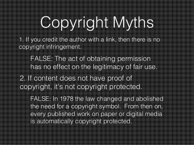 The content creator's guide to digital copyright and fair use doctrine