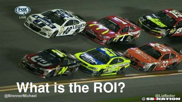 MARKETING INSIDER GROUPWhat is the ROI?
