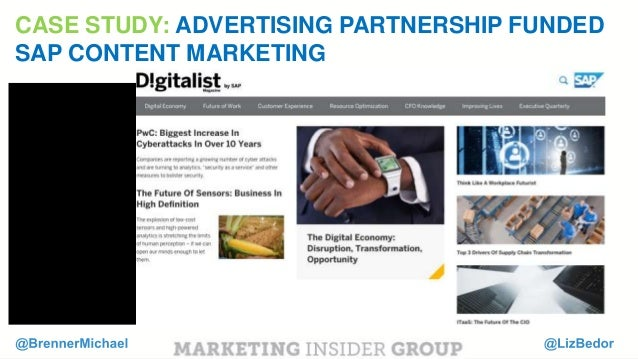 MARKETING INSIDER GROUP PART THREE / Measure Results BUILD THE BUSINESS CASE FIND THE BUDGET MEASURE RESULTS 3
