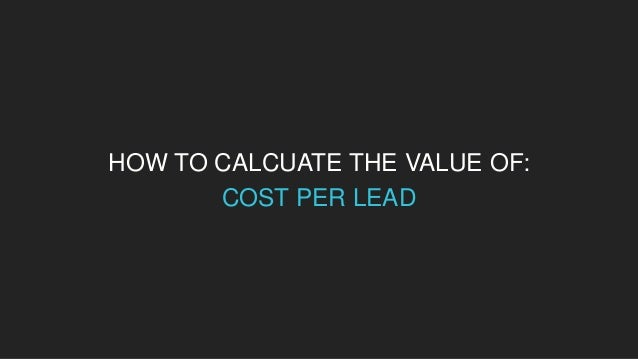 CHANNEL COST NEW LEADS MQLs CPMQL ROI Guide $13,000 550 205 $63 Strategy Guide $23,000 700 130 $177 To determine an accura...