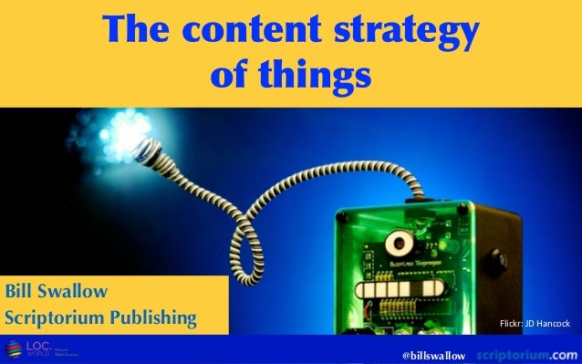 @billswallow The	  content	  strategy	  