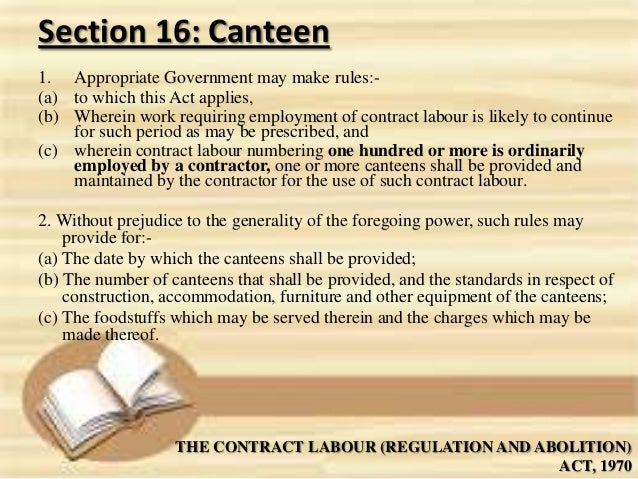 scope of labour welfare Diploma in labour laws & labour welfare 1 object and scope of the act, prohibition of employment of children in certain occupation and processes.