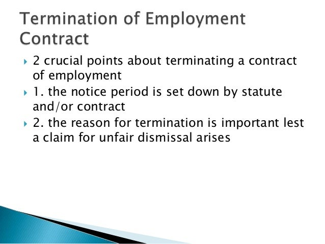 The Contract Of Employment In IrelandEmployment Rights In Irish Empl