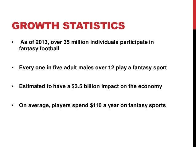 Football industry statistics