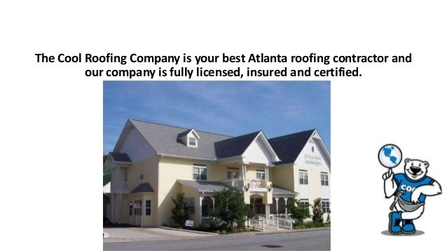 Wonderful 8. The Cool Roofing Company Is Your Best Atlanta ...