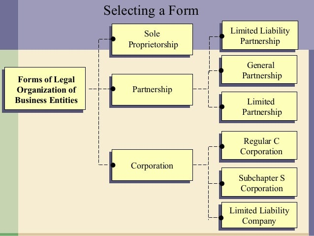The Corporate Governance Business Organisation - Corporation legal form