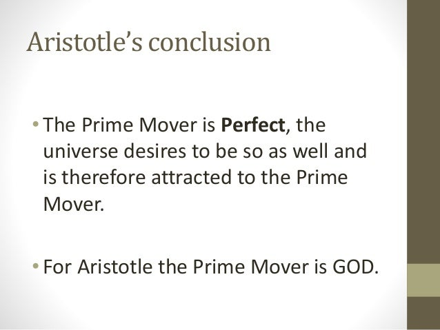 aristotle introduced the cosmological argument The cosmological argument is an argument that starts from the existence of the universe, and from this attempts to prove the existence of god.