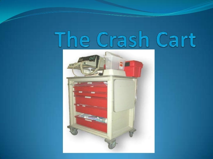 The Crash Cart                                     <br />