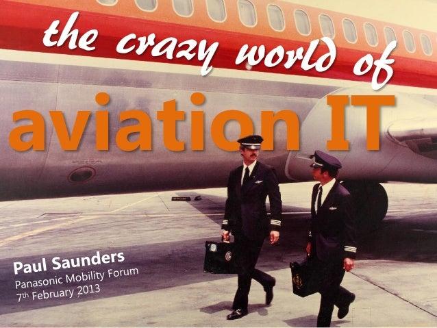 aviation IT