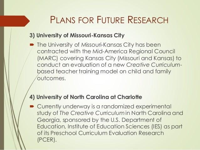 The Creative Curriculum Model (Diane Trister Dodge, 1988)