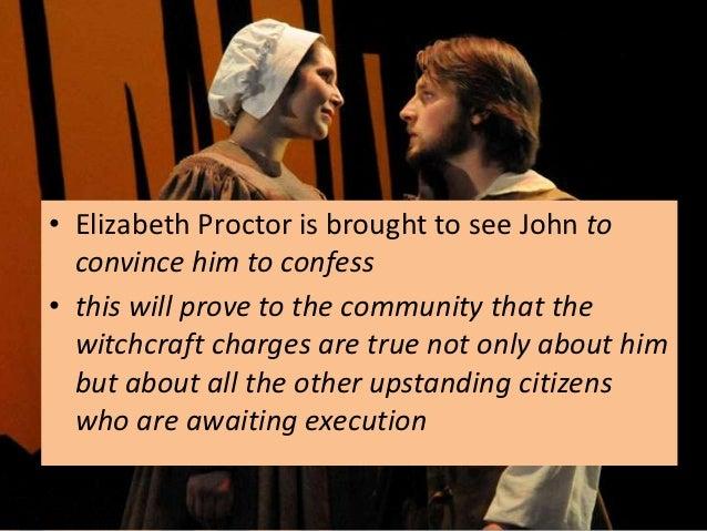 john proctor and elizabeth proctor