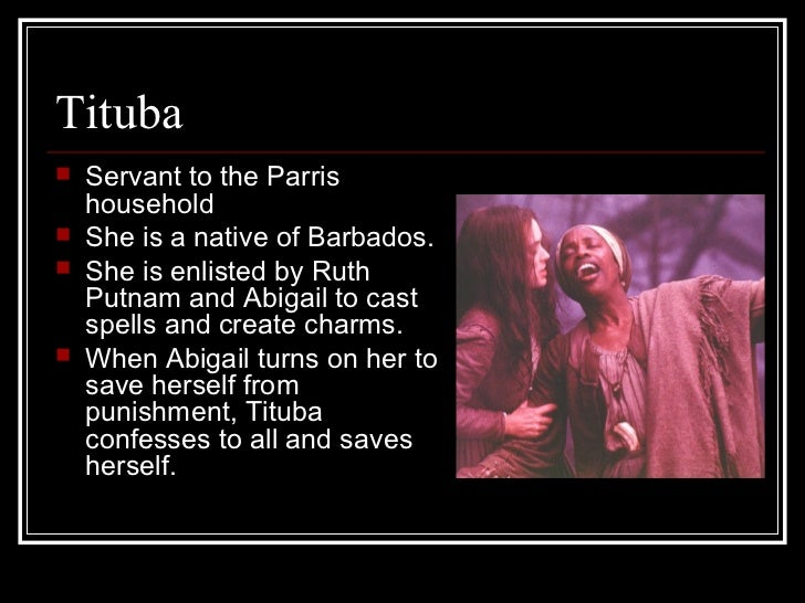 reverend parris the crucible