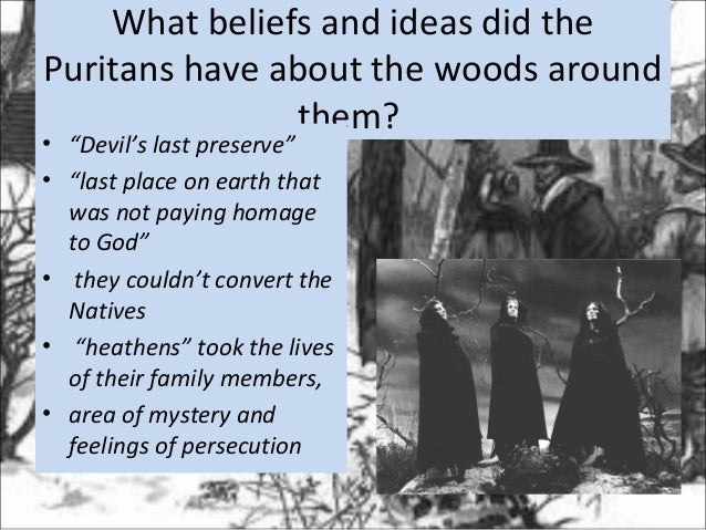 the corruption in the puritan society as described in the crucible 2018-7-4 a characteristic arrow point was found and first described near the  new jersey, and the puritan colonies were  crucible of war: the seven years' war.