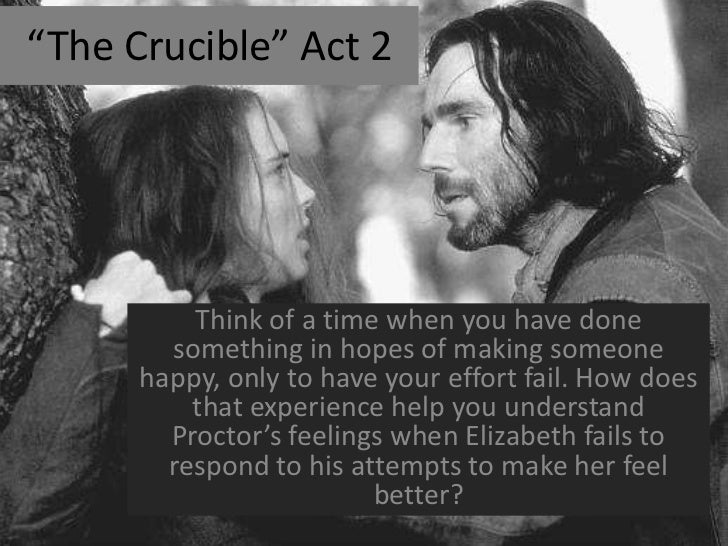 adultery in the crucible