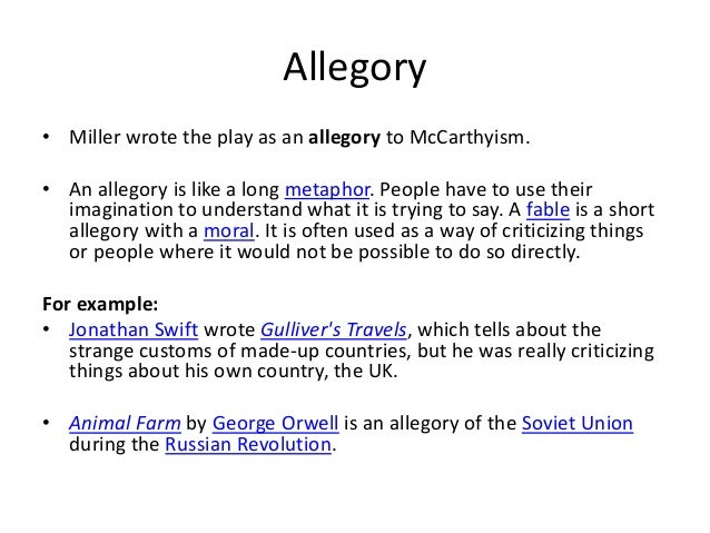 the crucible allegory analysis worksheet answers