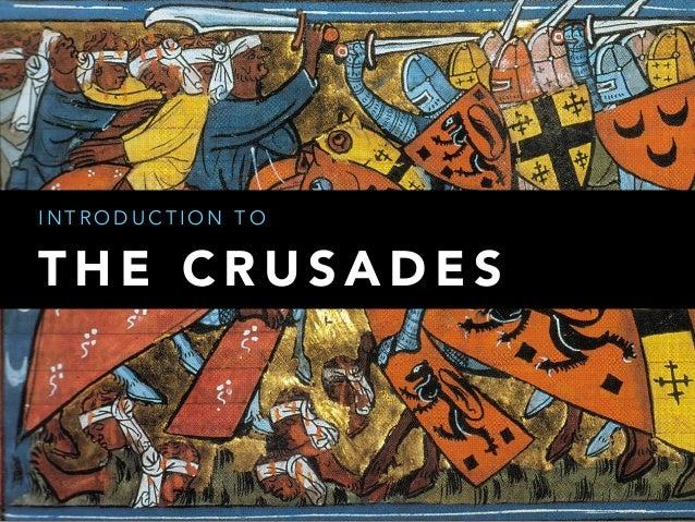 The Crusades Slide 1