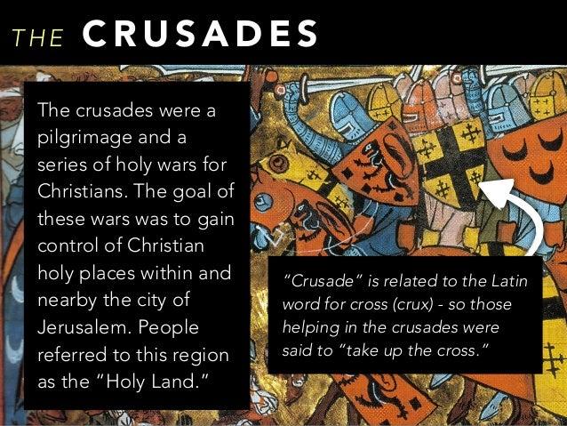 The Crusades Slide 3