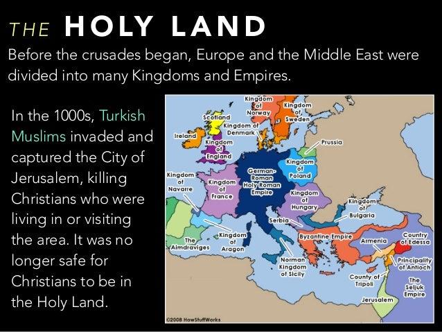 The Crusades Slide 6