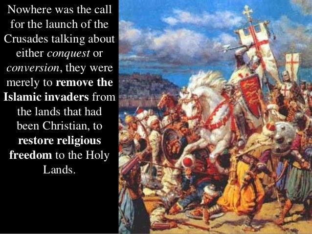 first crusade period