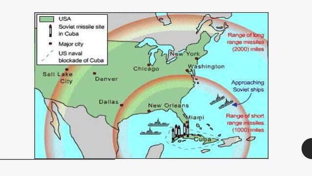 american naval blockade of cuba oct 22 1962 12 installation of soviet nuclear missiles