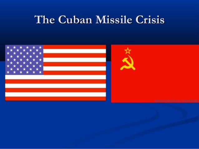 overview of the cuban missile crisis For many people the twelve days of the cuban missile crisis were the most  frightening of their lives the berlin wall had been built by the russians the  previous.