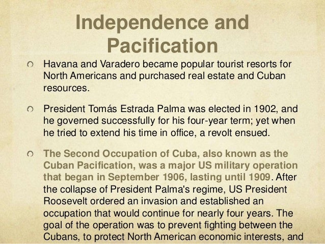 Cuban Revolution 2 Case Study Solution & Analysis