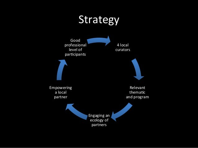 Goals • buildcapacityandincrease thecompetencesofthe culturaloperatorsinthe region • engagepar:cipantsfr...