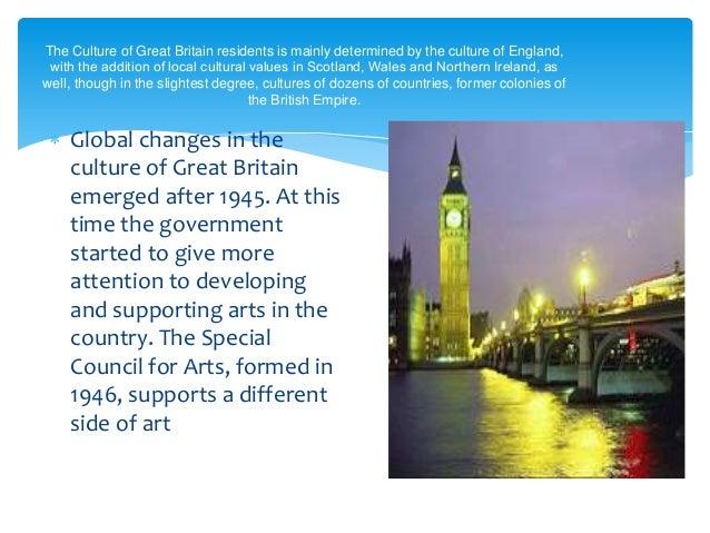culture of great britain main