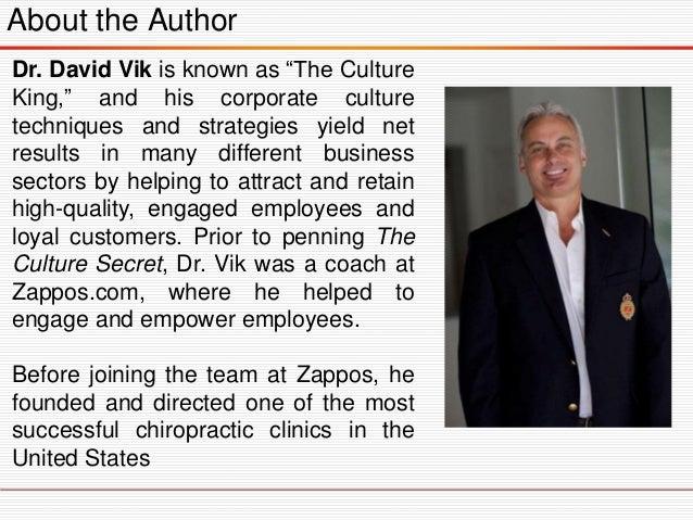 The Culture Secret Slide 2
