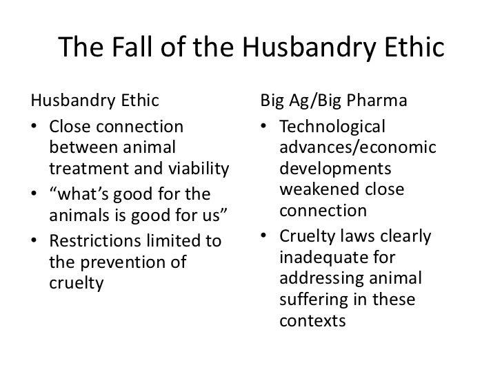 Ethics: Moral Status