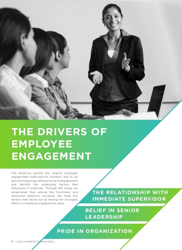 Study Explores Drivers of Employee Engagement - Forbes